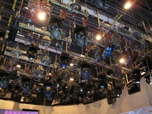 tv studio lights