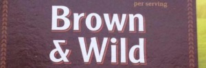 brown and wild
