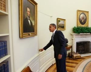 Obama closes door