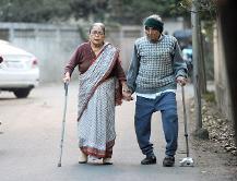 Indian stroll